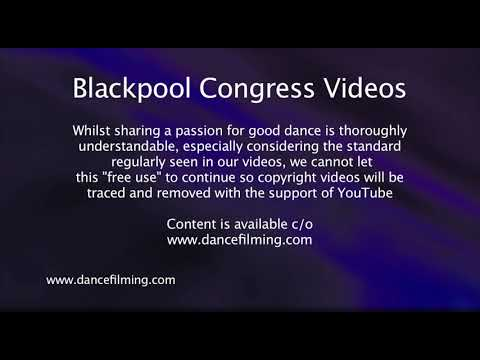 Blackpool Congress Videos