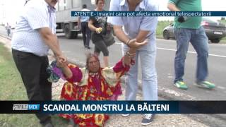 SCANDAL MONSTRU LA BALTENI  - MDI TV