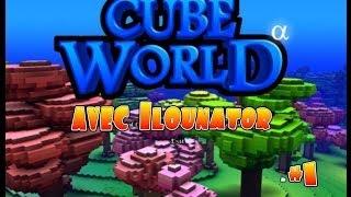 Cube world Multijoueur: Problème de connection ep1 avec Ilounator