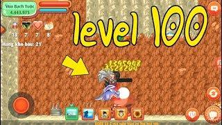 Ngọc Rồng Online - Chinh Phục Hang Kho Báu Level 100 Ireliakiss
