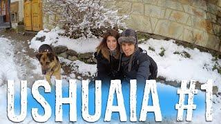 Ushuaia #1 - Muita Neve, Almoço no Gustino e Frio Demais! - Duas Passagens