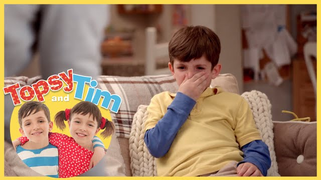 topsy and tim bad smell series 1 episode 9 youtube. Black Bedroom Furniture Sets. Home Design Ideas