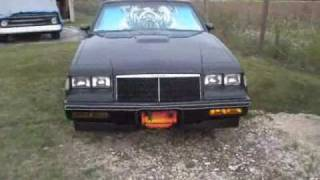 86 Buick Grand National For Sale