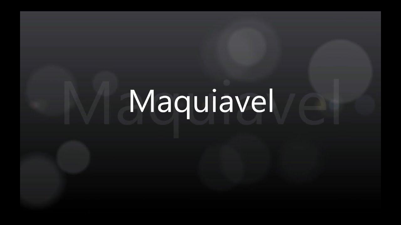 O PRINCIPE MAQUIAVEL EM EBOOK DOWNLOAD