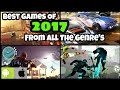 BEST OFFLINE/ONLINE Games Of Android And iOS From All Genre's | 2018