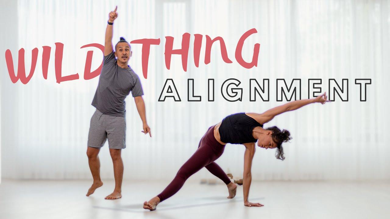 Wild Thing Yoga Pose: How To Do Camatkarasana
