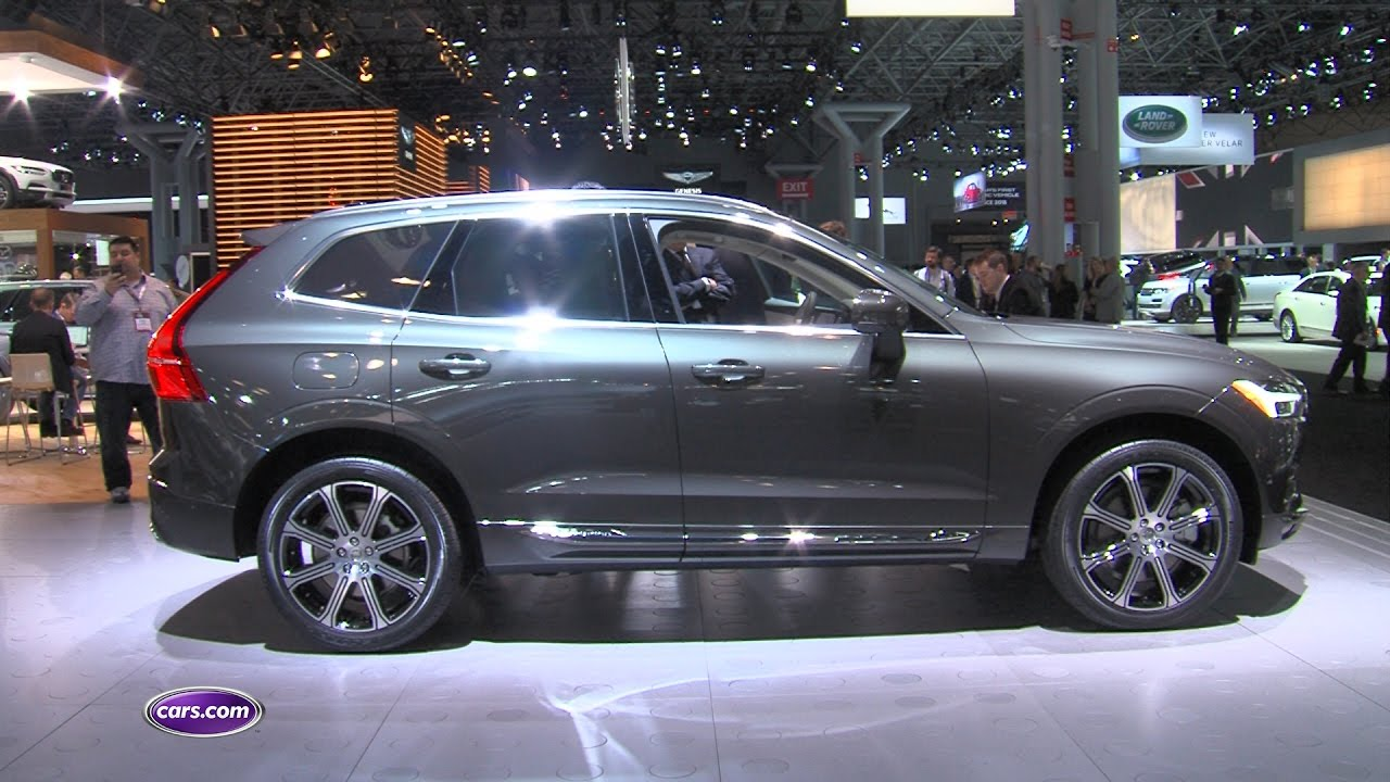 2018 volvo xc60 review first impressions youtube. Black Bedroom Furniture Sets. Home Design Ideas