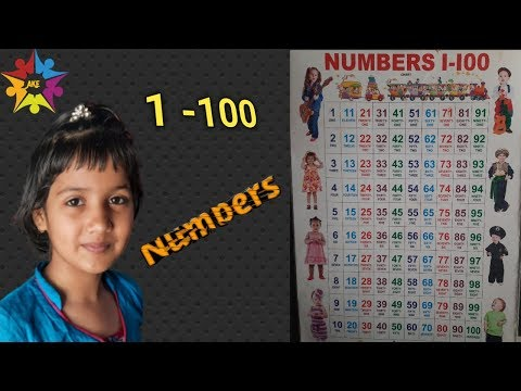 Count 1 to 100|| Number count|| Learn CountingKaynak: YouTube · Süre: 2 dakika23 saniye