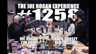 Joe Rogan Experience #1258 - Jack Dorsey, Vijaya Gadde & Tim Pool thumbnail