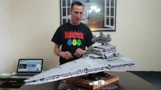 Lepin Imperial Star Destroyer Review