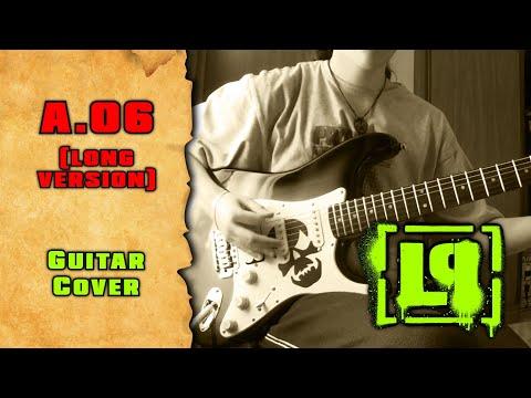 Linkin Park - A.06 - Original Long Version 2002 (guitar cover by mike_KidLazy)