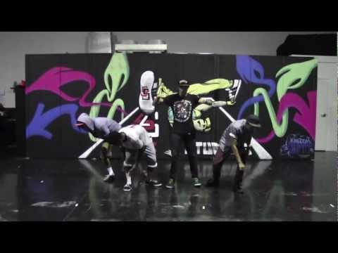 Ayah Marar - The Raver (Xilent Remix) DubStep Dance