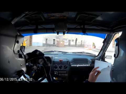 Vola Fabrizio Rivella Luca - RallyDay del Piemonte Dogliani CN - Peugeot 205 Rallye Gr.A