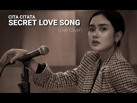 SECRET LOVE SONG II (LIVE COVER ) - CITA CITATA FEAT BAYU (PIANO)