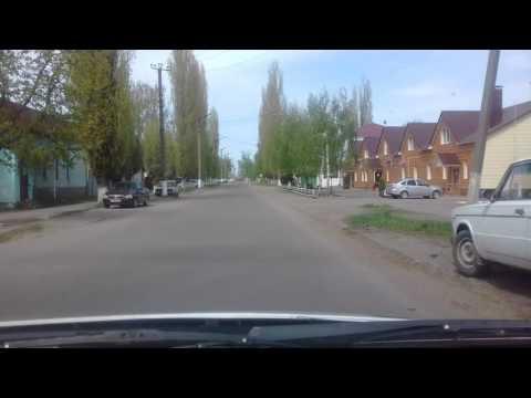 пгт. Анна поездка по городу - 021  - Анна Воронежская