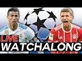 🔴REAL MADRID vs BAYERN MUNICH LIVE WATCHALONG STREAM - CHAMPIONS LEAGUE Semi-Finals Leg 2