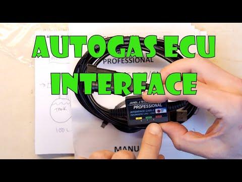 Autogas LPG Gas Conversion Interface Zenit Pro