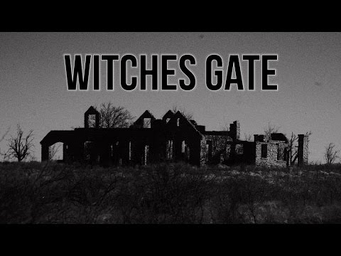 Exploring Abandoned Mansion (Witches Gate)