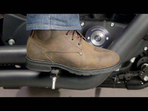 TCX X-Blend WP Boots Review at RevZilla.com