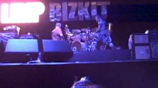 Limp Bizkit Intro My Generation Memphis in May 4/30/2010