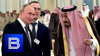 Putin Secures 2 Billion Dollar Saudi Investment Into Russian Economy in Exchange For a Bird!