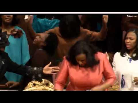 Pastor Kimberly Ray-Full Gospel Holy Temple Holy Convocation 2013