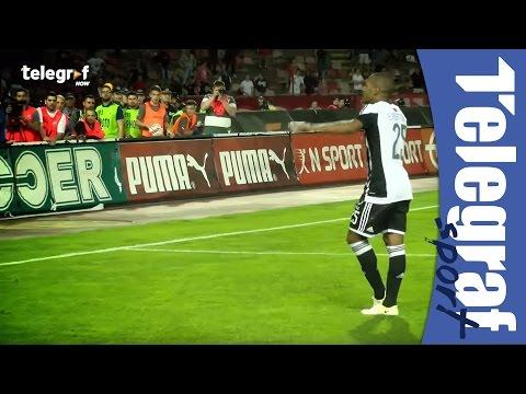 151. večiti derbi - Gol, proslava i gađanje Evertona