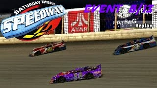 Saturday Night Speedway - Late Model - 8/13 | The Swarm