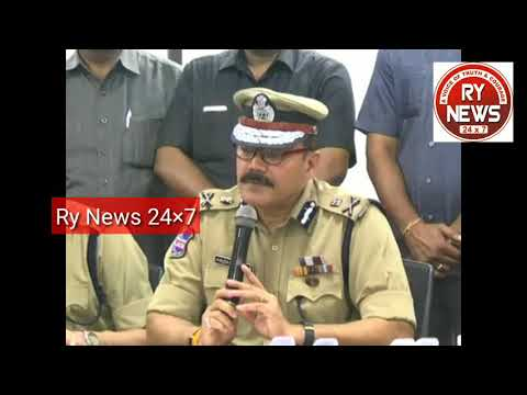 Hyderabad City Police Arrested 1 Notorious Interstate Gang Leader of Mumbai