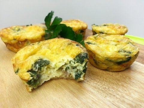 MINI VEGETARIAN QUICHES (How to)