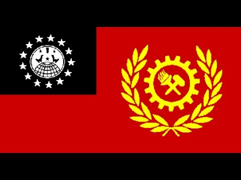 """Kaiserreich Anthem: Combined Syndicates of America """"Solidarity forever"""""""