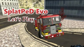 Let's Play: SplatPed Evo (3D Driving Simulator)