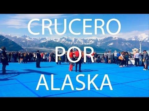 Crucero por alaska desde vancouver
