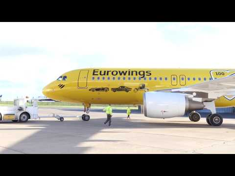 Hertz takes to the skies with Eurowings