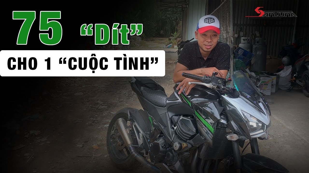 Z800 DÍNH THUỐC CỦA Mr KEN