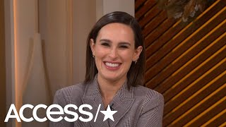 Rumer Willis Says Dad Bruce Willis Cries While Watching Her Onstage: 'He's Just So Sweet!' | Access