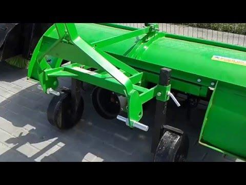 Вспашка земли ,Трактор МТЗ-80. - YouTube