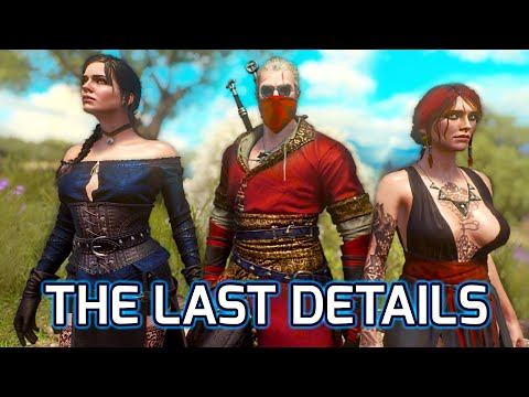 The Last Details You Probably Missed in Toussaint (Seriously!) | THE WITCHER 3