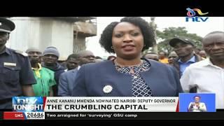Governor Mike Sonko nominates Anne Kananu Mwenda to be his deputy