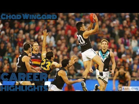 Chad Wingard Career Highlights