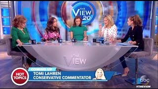 Panel Argues Trumps New Budget - The View