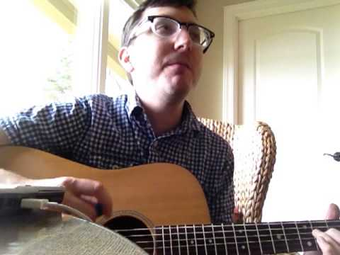 (261) Zachary Scot Johnson Patty Griffin Cover One Big Love thesongadayproject
