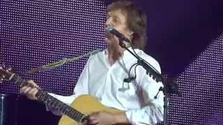 Paul McCartney  - All Together Now @ Stade De France 06/2015
