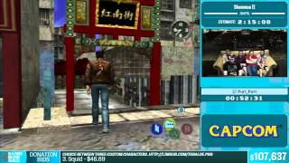 Shenmue II by Puri_Puri in 2:00:57 - Summer Games Done Quick 2015 - Part 15