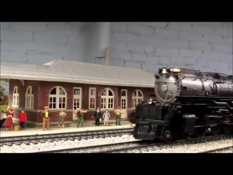 Springfield Model Railroad Club, June 30, 2016