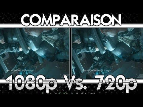 xbox 360 720p ou 1080p vs 4k