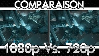 Battlefield 4 - 1080p vs. 720p / Game Capture HD 2 Test / Xbox One