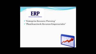 Sistemas ERP - Enterprise Resource Planning