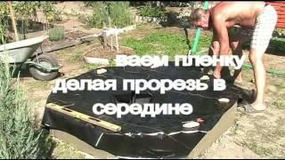 видео Фонтан своими руками: как сделать на даче без насоса