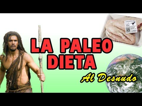 La PALEO DIETA explicada en 5 minutos!